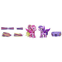 My Little Pony Пони поп Принцесса Каденс и Твайлайт  Спаркл Pop Princess Twilight Sparkle and Princess Cadance Deluxe Style Kit