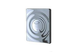 Кнопка на бачек (белая) для двойного слива GROHE (37376000SH)