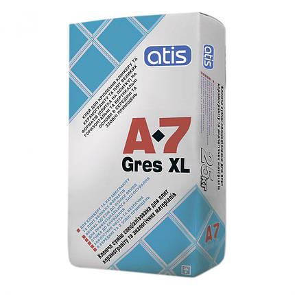 Клей для плитки Atis A-7 Gres XL (греса, 25 кг), фото 2
