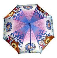 Детский зонтик ,зонт для девочки Мультфильмы