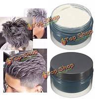 Салон одноразовые литье крем для волос глина паста гель текстуры воск грязь