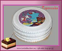 Торт Огги и Кукарачи