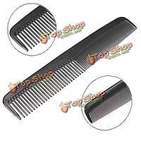 Черные пластиковые солнцезащитные волосы пространство зуба гребенки карман прочный портативный салон парикмахерская