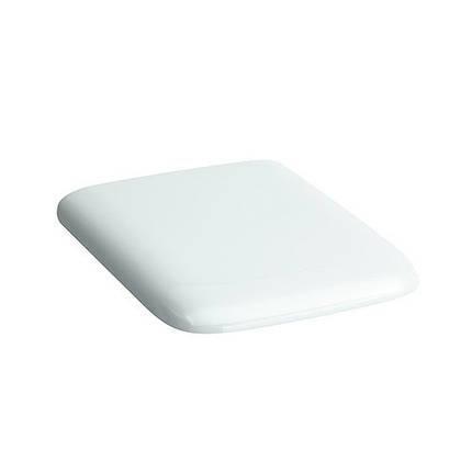 Сиденье с крышкой, с системой плавного опускания, с антибактериальным покрытием LAUFEN PALACE 8917013000001, фото 2
