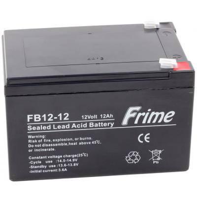 Батарея к ИБП Frime 12В 12 Ач (FB12-12), фото 2