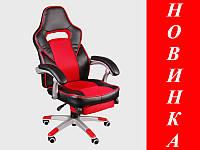 Офисное кресло FBG041, эко-кожа, функция поддержки ног