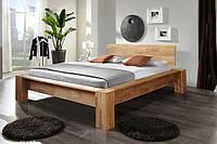 """Кровать из массива """"Стокгольм"""""""