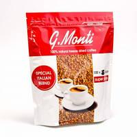 Кофе растворимый G.Monti Red 200гр (Великобритания)