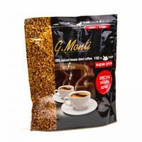 Кофе растворимый G.Monti Black 200гр (Великобритания)