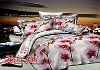 Набор постельного белья ранфорс свежесть (наволочки 50 х 70)