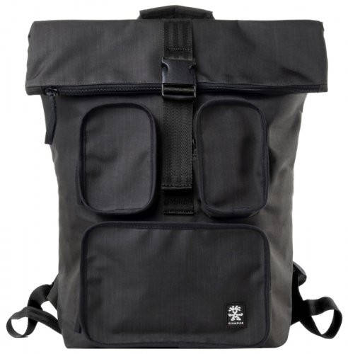 Универсальный рюкзак 25 л. THE CONDO BACKPACK Crumpler TCOBP-001 черный