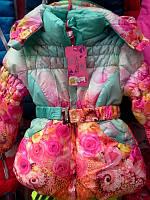 Детская куртка девочка, фото 1