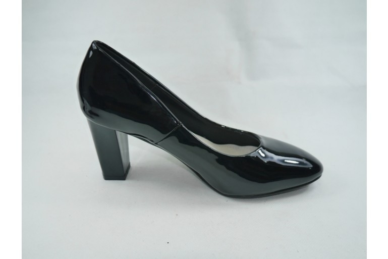 Туфли на устойчивом каблуке размеры 37-39