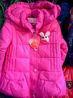 Куртка девочка оптом, фото 1