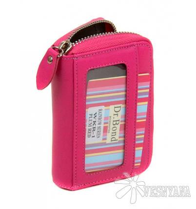 Женский кожаный кошелек Rainbow Dr.Bond WKR-1, фото 2