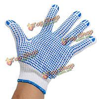 Не скользит жаропрочных перчатки для завивки волос выпрямители волос гардеробные ручных инструментов протектора