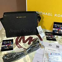 Кожаная сумка Michael Kors Майкл Корс 2317_2