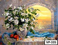 Картина на холсте по номерам VP 335 40x50см