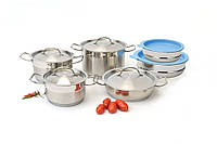 Набор посуды Hotel 12пр с мисками BergHOFF 1111003, фото 1