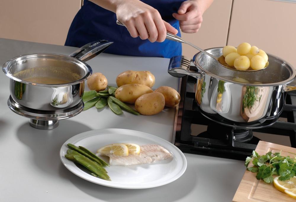 Набор посуды Berghoff Mythe 17 предметов