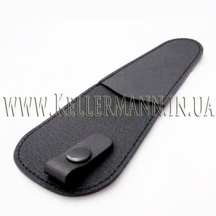 Кожаный чехол для парикмахерских ножниц Kellermann Top Professional Solingen BL 800 TPF-5'', фото 2