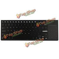 Ipazzport KP-810-35btt Bluetooth  клавиатура QWERTY беспроводной для планшета