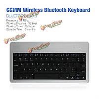 Для Иос / Android / Windows Phone / планшет bluetooth клавиатура GGMM б-Typer Б.К.-310-01