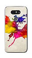 Чехол для LG G5 (Краски)