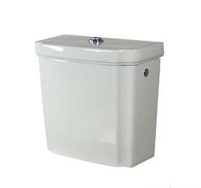 Бачок сливной, цвет ярко белый ceramicplus/латунь VILLEROY & BOCH HOMMAGE (772116 R2)
