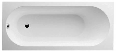 Ванна 180*80см в комплекте с ножками VILLEROY & BOCH OBERON (BQ180OBE2V-01), фото 2