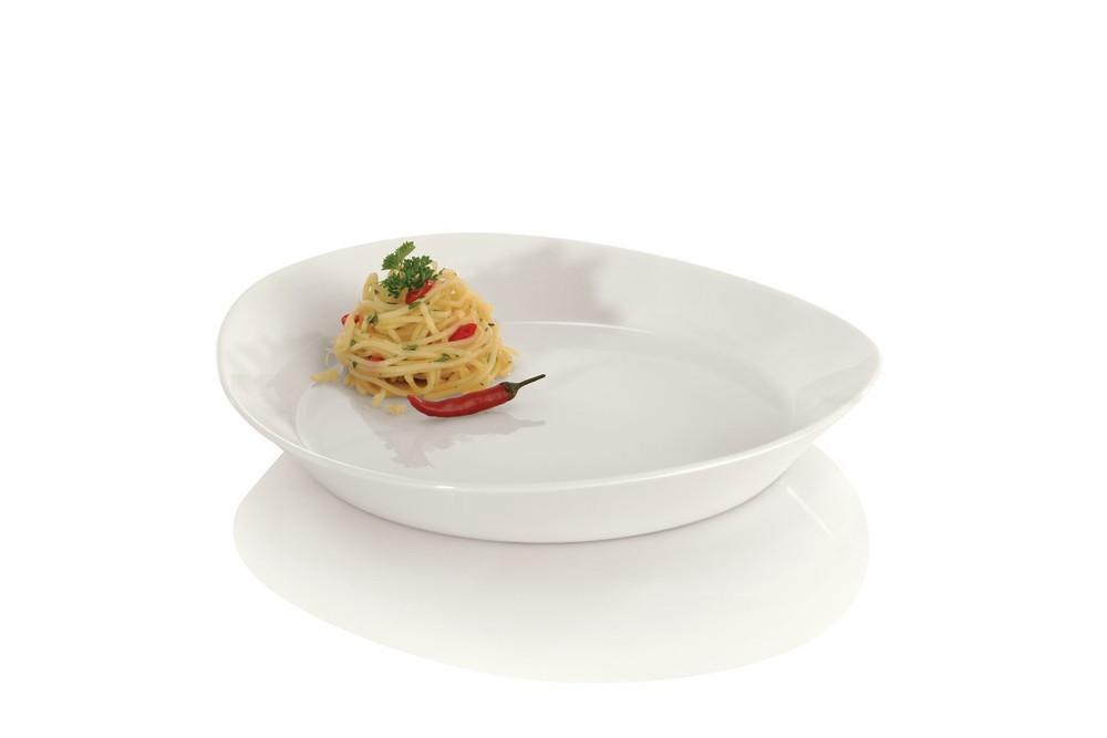 Тарелка для пасты Eclipse, 24,5 х 22,5 см, 4 шт./уп. от BergHOFF 3700423