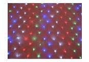 Гирлянда электрическая новогодняя LFDN-1515RGB, фото 2