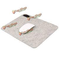 Оригинальный d-парк шерстяных противоскольжения 30x24.2cm коврик для мыши стандартная версия