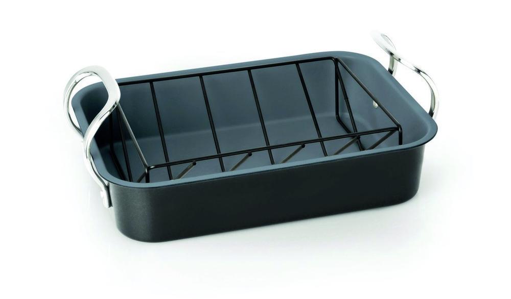 Противень для выпечки с решеткой, 37,5 х 26 х 13,5 см от BergHOFF 3600626