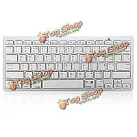 Российская bluetooth для В3.0 белый клавиатура для ПК MacBook андроид
