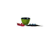 Набор чашек для чая чугунных, лаймовые (2 шт.) BergHOFF 1107055