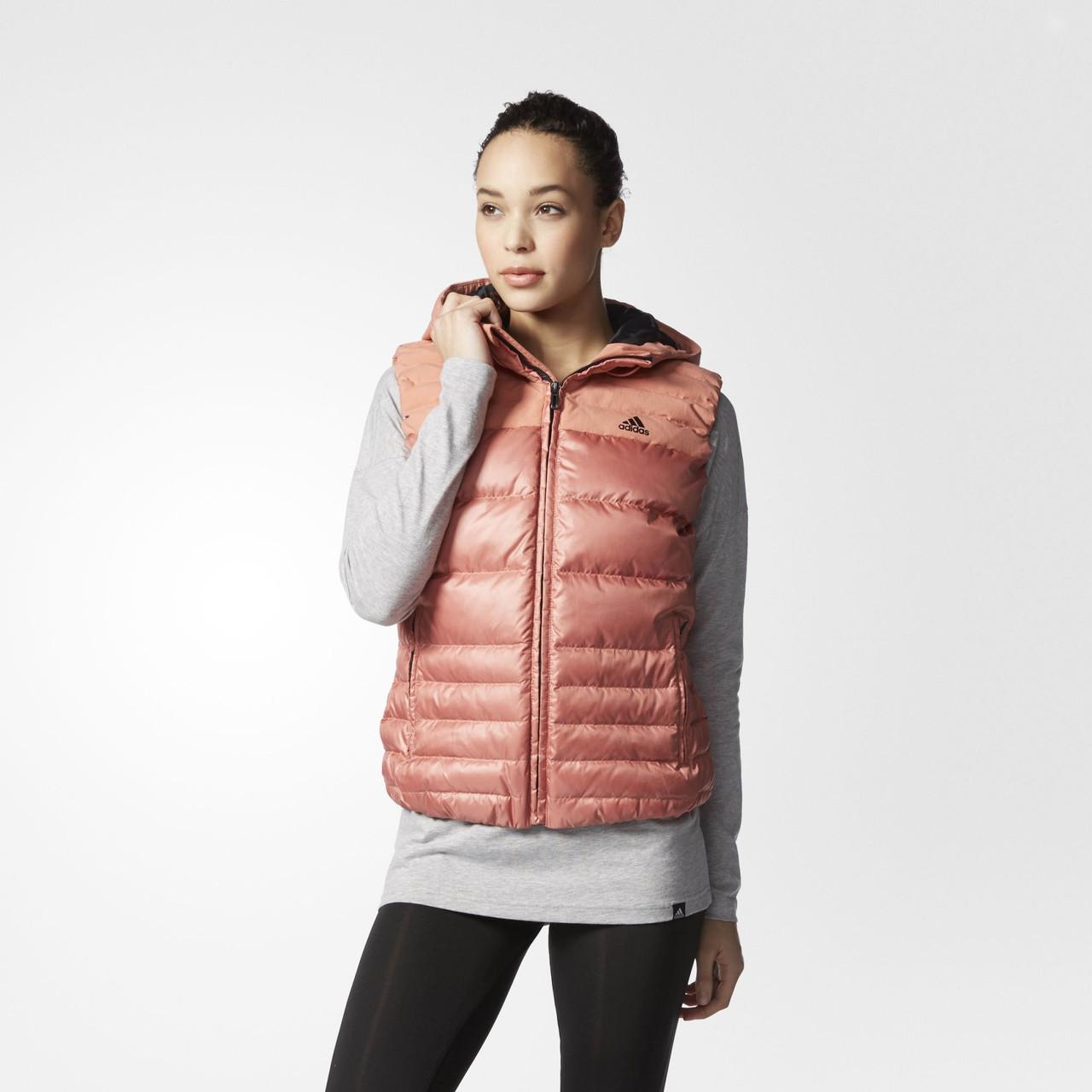 Купить Женский утепленный жилет Adidas Cozy (Артикул  AX8302) в ... fb4f92c4244