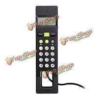 Несколько сетевых платформ USB в сети VoIP телефона (с экраном)
