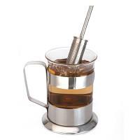 Ситечко для заварки чая цилиндрическое, с ручкой BergHOFF 1107040