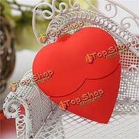 Красное сердце 4 Гб режим USB 2.0 флэш-накопитель большого пальца руки ручка памяти хранения U диск