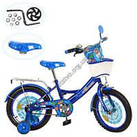 Велосипед ЧУДО ОСТРОВ детский, колеса 16 дюймов LE-2-01