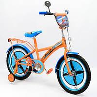 Велосипед двухколесный 18 дюймов Самолеты 151823