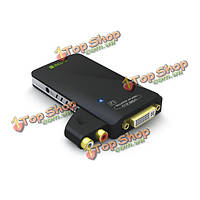 SinHon SH-UGa02 порта USB 2.0 видеоадаптер Графический адаптер с аудио