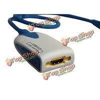 SinHon SH-UGh02 с USB3.0 к HDMI аудио видео видеоадаптер