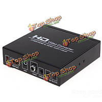 Новые HD видео конвертер HDV с АВ 8а HDMI к HDMI видео адаптер