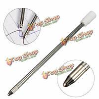 7см черный синий шариковая ручка пополнения металл для сваровски или других кристаллических ручек