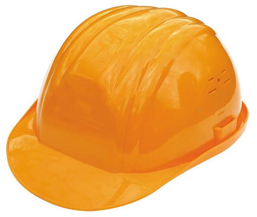 Каска желтая (строители) Mastertool (81-1001), фото 2