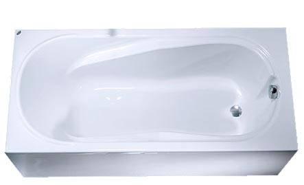 Ванна прямоугольная 160*75 см, с ножками ДЫМЕР COMFORT (XWP3060000), фото 2