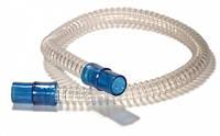 Дыхательный шланг силиконовый многоразовый взрослый 80 см разъем 22 мм
