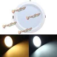 15w LED скрытого монтажа встраиваемые потолочные панели вниз света AC85-265V